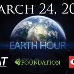 I dag är det earth hour