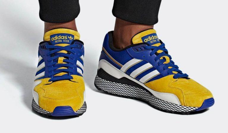 Nya Dragon Ball-skor från Adidas