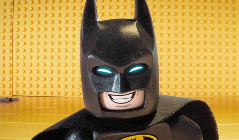 Det kommer en ny LEGO Batman-film