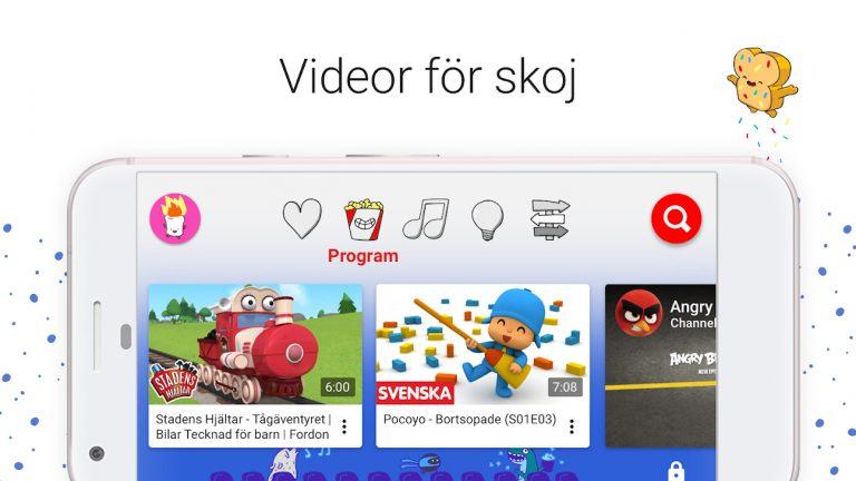 äntligen Släpps Youtube Kids Här I Sverige Duggan