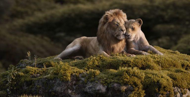 Klipp från Lejonkungen