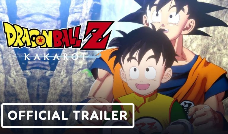 Ny trailer för spelet Dragon Ball Z: Kakarot