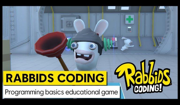 Lär dig koda med Rabbids