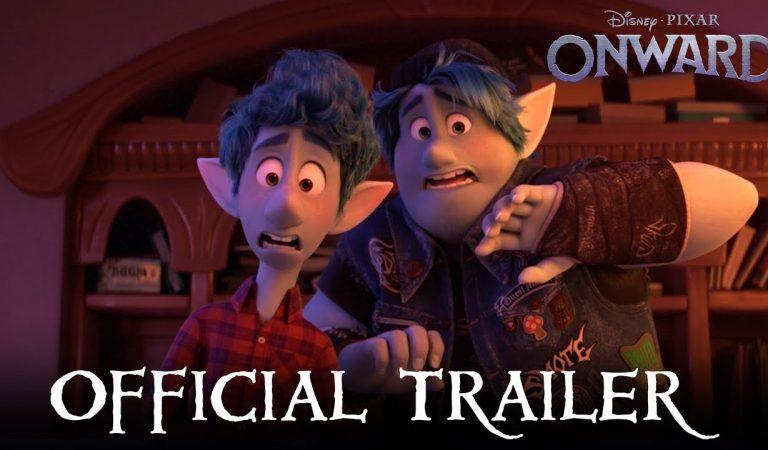 Ny trailer för Pixar-filmen Onward