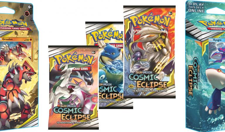 TÄVLING: Vinn Pokémon-kort!