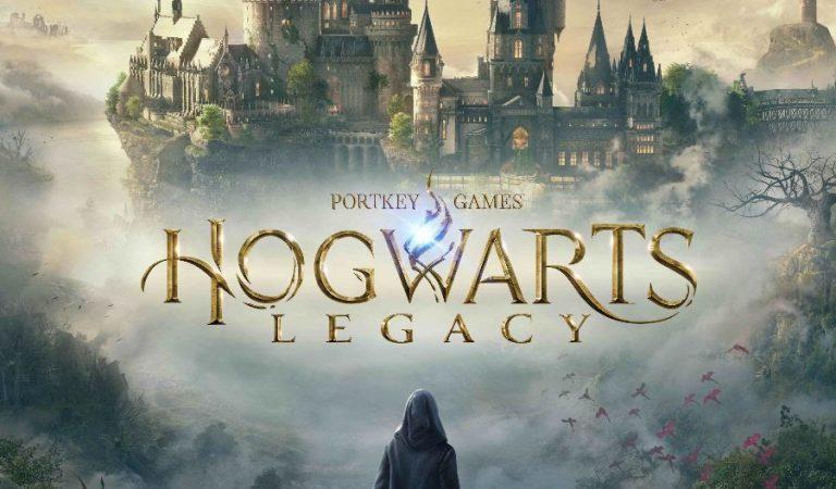 En trailer för Hogwarts Legacy