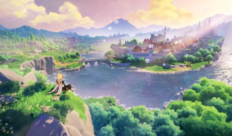 Genshin Impact är ett helt gratis äventyrsspel